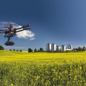 Agritech Farming Drone